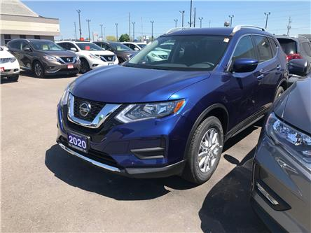 2020 Nissan Rogue S (Stk: 2115) in Chatham - Image 1 of 5