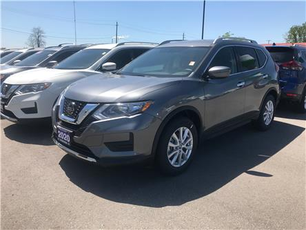 2020 Nissan Rogue S (Stk: 2063) in Chatham - Image 1 of 5