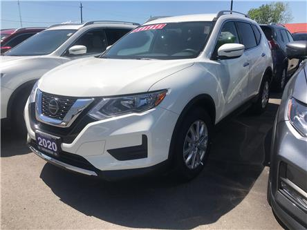 2020 Nissan Rogue S (Stk: 2087) in Chatham - Image 1 of 5