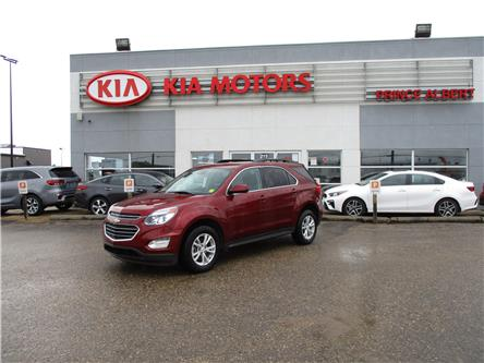 2017 Chevrolet Equinox 1LT (Stk: DB2164A) in Prince Albert - Image 1 of 22