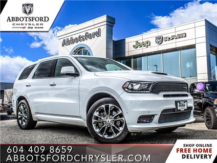 2019 Dodge Durango R/T (Stk: AB1077) in Abbotsford - Image 1 of 22