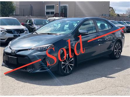 2017 Toyota Corolla SE (Stk: 20117) in Rockland - Image 1 of 10