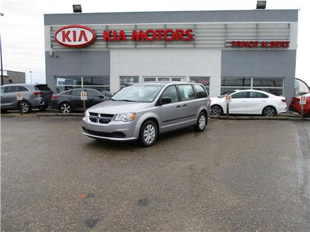 2017 Dodge Grand Caravan CVP/SXT (Stk: DB2244) in Prince Albert - Image 1 of 22