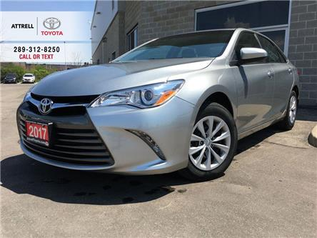 2017 Toyota Camry LE KEYLESS, BACKUP CAMERA, BLUETOOTH, ABS, CRUISE, (Stk: 9006) in Brampton - Image 1 of 25