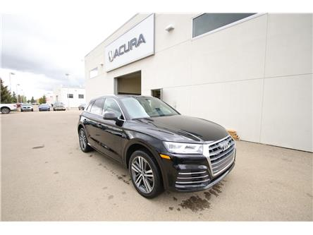 2018 Audi Q5 2.0T Progressiv (Stk: PW0161A) in Red Deer - Image 1 of 22