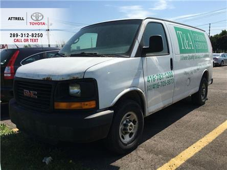 2009 GMC SAVANA CARGO VAN RWD 2500 135 WITH 3 ROWS OF SEATING, AIR CONDITION (Stk: 47151A) in Brampton - Image 1 of 8