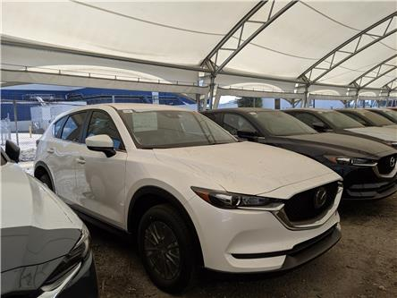 2020 Mazda CX-5 GS (Stk: H1958) in Calgary - Image 1 of 4