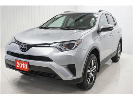 2018 Toyota RAV4 LE (Stk: P5827) in Sault Ste. Marie - Image 1 of 19