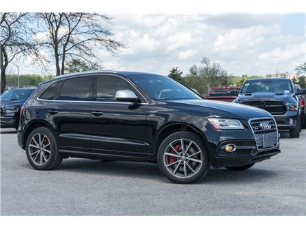 2017 Audi SQ5 3.0T Technik (Stk: 27465U) in Barrie - Image 1 of 30