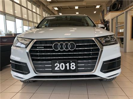 2018 Audi Q7 3.0T Komfort (Stk: W6003) in Uxbridge - Image 1 of 25