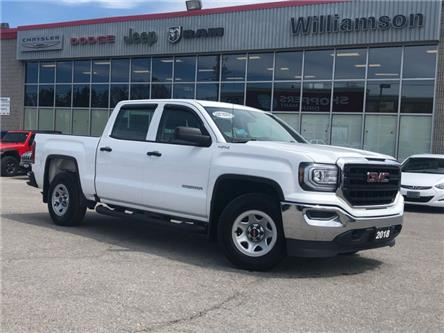 2018 GMC Sierra 1500 Base (Stk: W6154) in Uxbridge - Image 1 of 20
