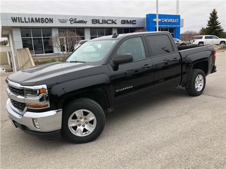 2018 Chevrolet Silverado 1500 1LT (Stk: U7248A) in Uxbridge - Image 1 of 20