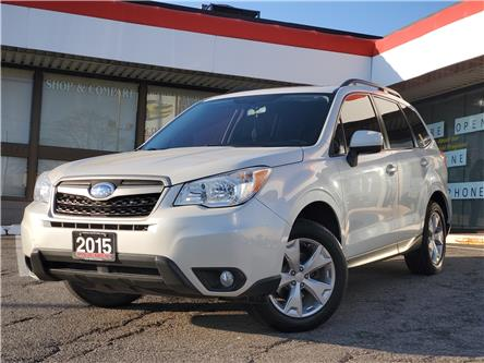 2015 Subaru Forester 2.5i Touring Package (Stk: 2001042) in Waterloo - Image 1 of 27