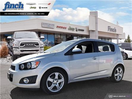2015 Chevrolet Sonic LT Auto (Stk: 98173) in London - Image 1 of 25