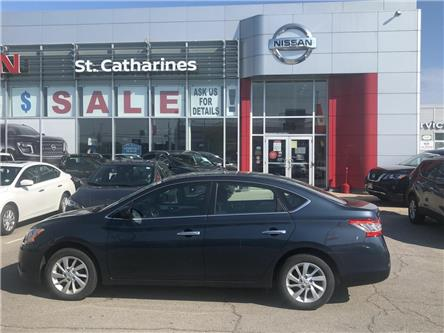 2015 Nissan Sentra  (Stk: P2649) in St. Catharines - Image 1 of 9