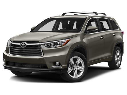 2015 Toyota Highlander Limited (Stk: P575) in Newmarket - Image 1 of 10