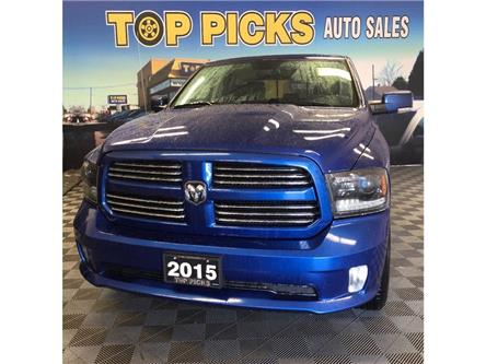 2015 RAM 1500 Sport (Stk: 598021) in NORTH BAY - Image 1 of 28