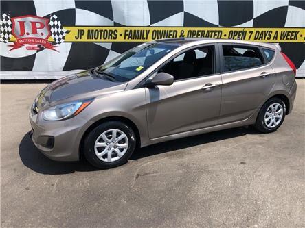 2014 Hyundai Accent GL (Stk: 49167) in Burlington - Image 1 of 22