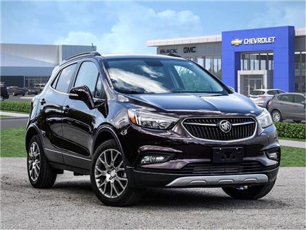 2018 Buick Encore Sport Touring (Stk: 183187B) in Markham - Image 1 of 26