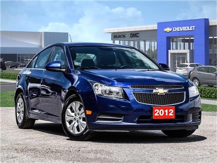 2012 Chevrolet Cruze GM CERTIFIED PRE-OWNED- 4 BRAND NEW TIRES- NEW BRA (Stk: P6407C) in Markham - Image 1 of 25