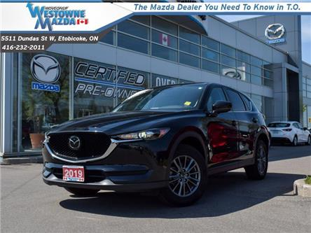 2019 Mazda CX-5 GS (Stk: P4101) in Etobicoke - Image 1 of 27