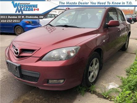 2009 Mazda Mazda3 Sport GX (Stk: P4105A) in Etobicoke - Image 1 of 4
