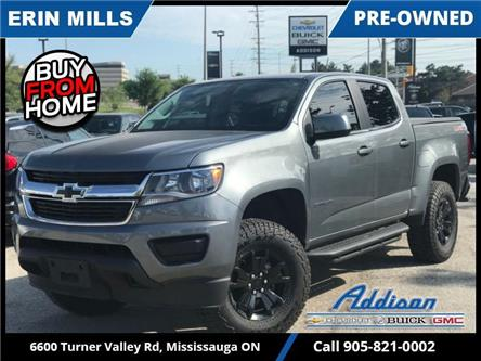 2019 Chevrolet Colorado LT (Stk: UM93033) in Mississauga - Image 1 of 30