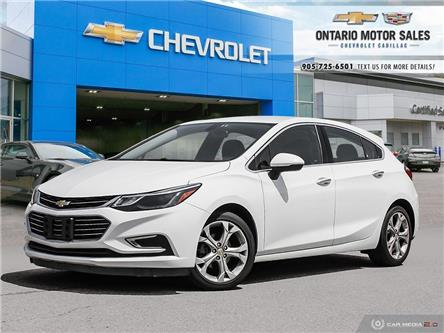 2017 Chevrolet Cruze Hatch Premier Auto (Stk: 033287A) in Oshawa - Image 1 of 35