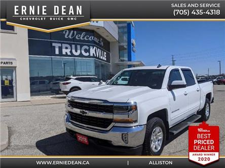2018 Chevrolet Silverado 1500 LT (Stk: 15261A) in Alliston - Image 1 of 17