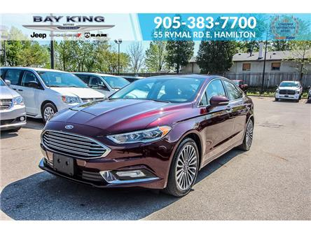2017 Ford Fusion  (Stk: 197131B) in Hamilton - Image 1 of 23