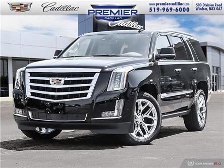 2020 Cadillac Escalade Premium Luxury (Stk: 200520) in Windsor - Image 1 of 30