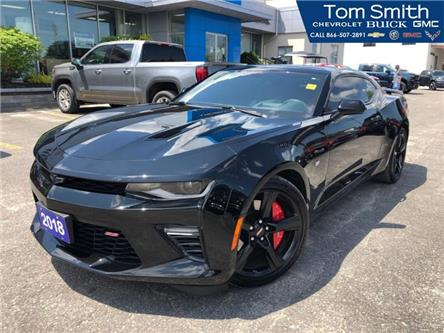 2018 Chevrolet Camaro 2SS (Stk: 30647A) in Midland - Image 1 of 18
