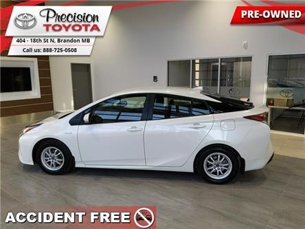 2018 Toyota Prius Base (Stk: 200921) in Brandon - Image 1 of 24