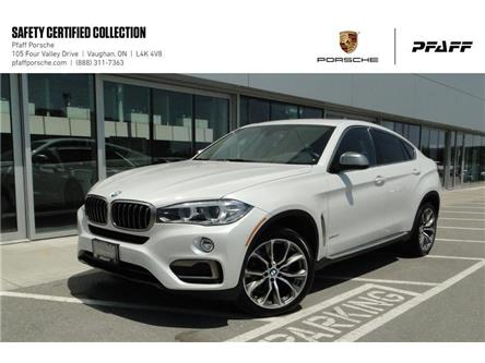 2016 BMW X6 xDrive35i (Stk: P15422A) in Vaughan - Image 1 of 22