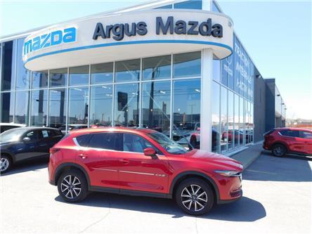 2018 Mazda CX-5 GT (Stk: A2144A) in Gatineau - Image 1 of 22
