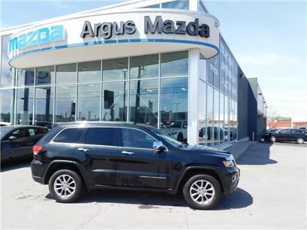 2014 Jeep Grand Cherokee Limited (Stk: 05131A) in Gatineau - Image 1 of 21