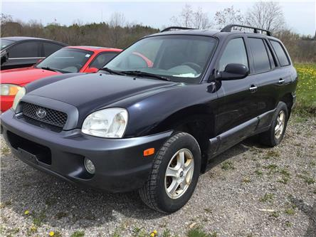 2004 Hyundai Santa Fe GLS 3.5L (Stk: H12263B) in Peterborough - Image 1 of 8