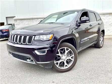 2018 Jeep Grand Cherokee Limited (Stk: U3429) in Ottawa - Image 1 of 23
