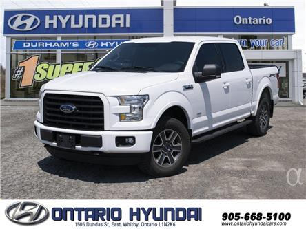 2016 Ford F-150 XLT (Stk: 19763K) in Whitby - Image 1 of 22