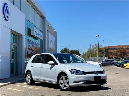 2019 Volkswagen Golf 1.4 TSI Highline (Stk: 6660R) in Toronto - Image 1 of 22