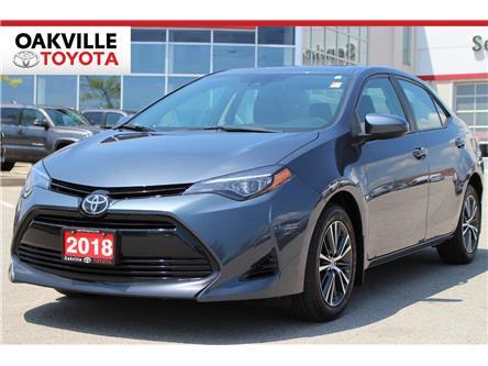 2018 Toyota Corolla LE (Stk: LP5048) in Oakville - Image 1 of 17