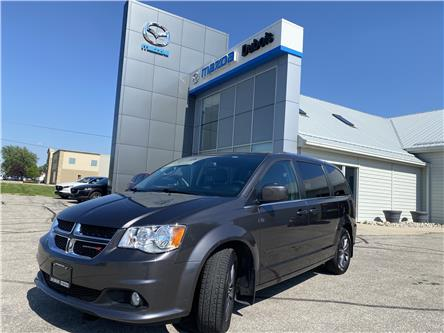 2017 Dodge Grand Caravan CVP/SXT (Stk: UC5816) in Woodstock - Image 1 of 20