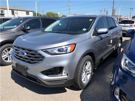 2020 Ford Edge SEL (Stk: VEG19307) in Chatham - Image 1 of 5