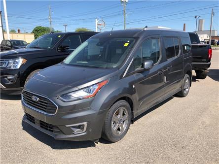 2020 Ford Transit Connect Titanium (Stk: VTR19237) in Chatham - Image 1 of 5