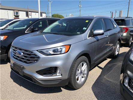 2020 Ford Edge SEL (Stk: VEG19360) in Chatham - Image 1 of 5