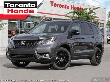 2020 Honda Passport Sport (Stk: 2000265) in Toronto - Image 1 of 23