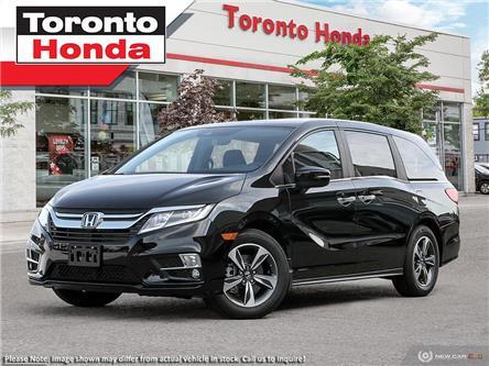 2020 Honda Odyssey EX-L RES (Stk: 2000557) in Toronto - Image 1 of 23