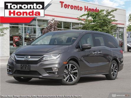 2020 Honda Odyssey Touring (Stk: 2000650) in Toronto - Image 1 of 23