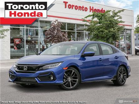 2020 Honda Civic Sport Touring (Stk: 2000500) in Toronto - Image 1 of 22