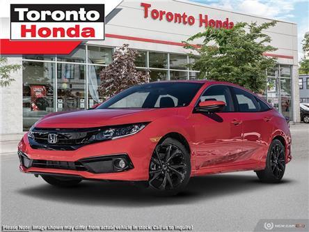 2020 Honda Civic Sport (Stk: 2000270) in Toronto - Image 1 of 21